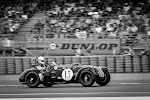 historische racewagen