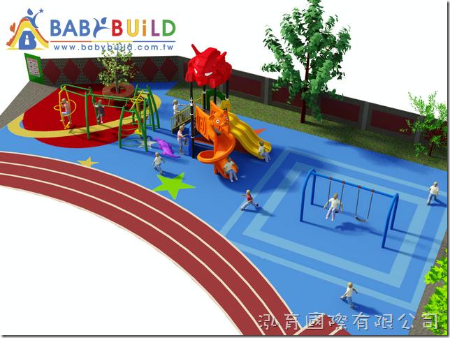 BabyBuild 鞦韆遊具設計規劃