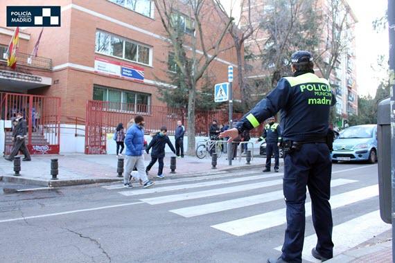 178 agentes que pasan a las Unidades Integrales de Distrito de Policía MunicipalT