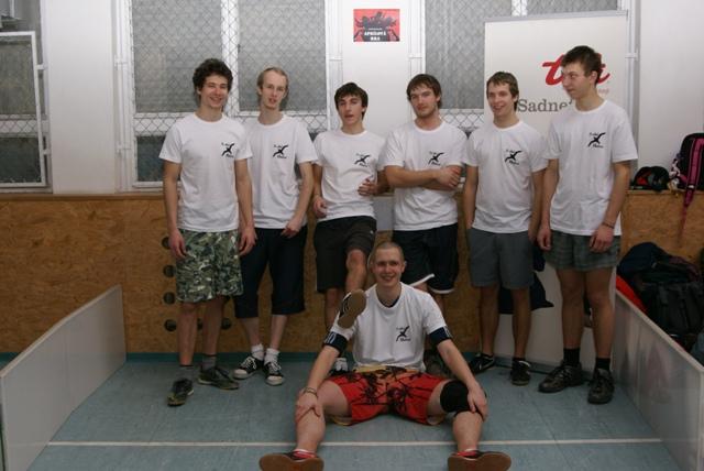 albatrosi tím A s Krempom (2012)