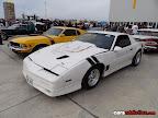 White Pontiac