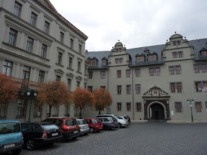 Photo: Weimar, Rotes Schloss