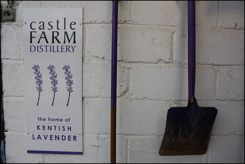 The Distillery at Castle Farm Lavender - The Hop Shop