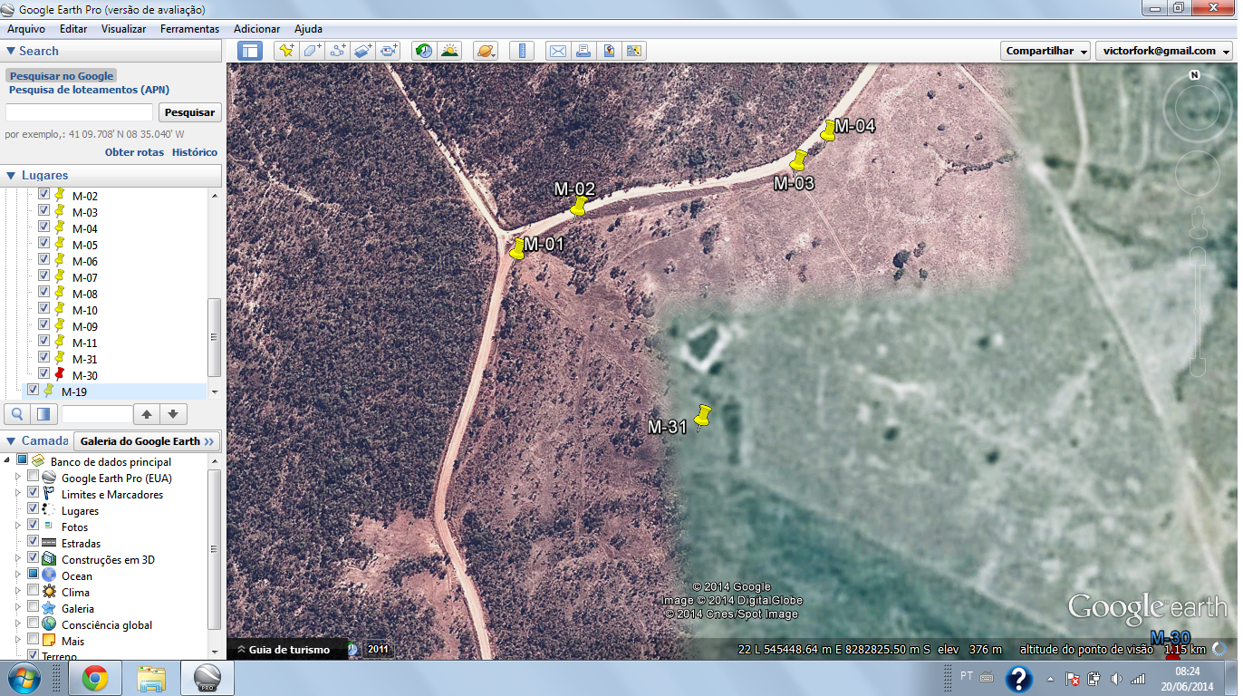 resolution of the image - Google Earth Help