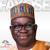 See Governor Fayose presidential campaign poster