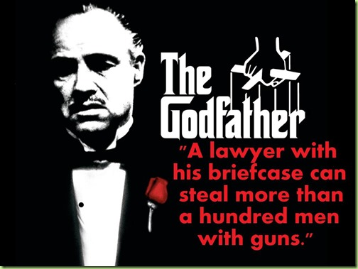 godfather lawyer briefcase