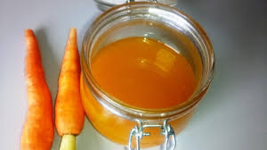 How to make carrots oil