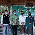 Jihad Lawan Pandemi, PCNU Bersama Polres Magelang Gelar Vaksinasi Covid-19