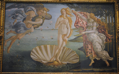 My Photos: Italy -- Florence -- Uffizi Gallery