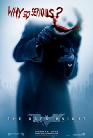 Batman: The Dark Knight (why so serius?)