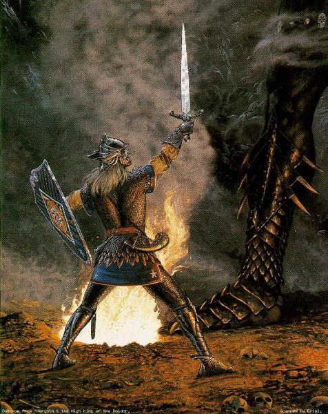 Morgothz, Magick Warriors 3
