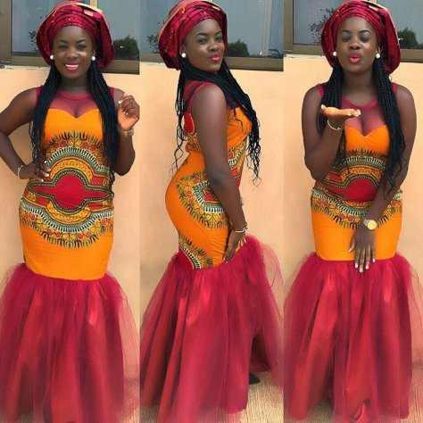 african prints ankara dresses 2017
