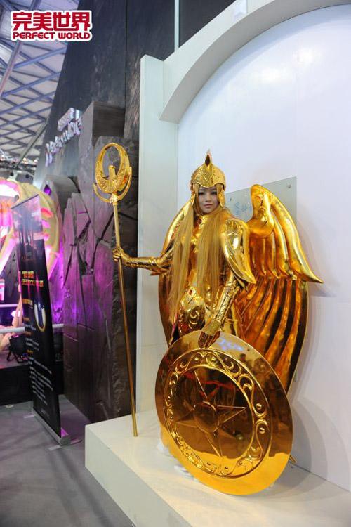 Chiêm ngưỡng nữ thần Athena tại Chinajoy 2012 10