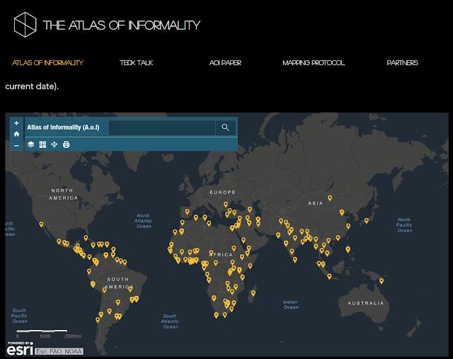 Atlas of Informality