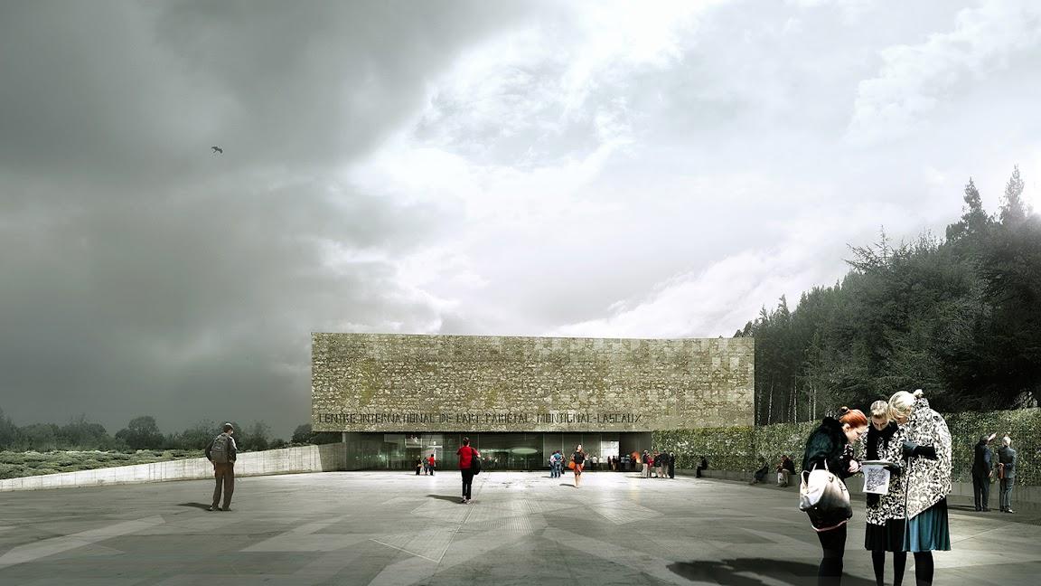 LASCAUX IV, Montignac-LASCAUX, France design by Mateo Arquitectura