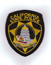 Photo: California State Police (Defunct)