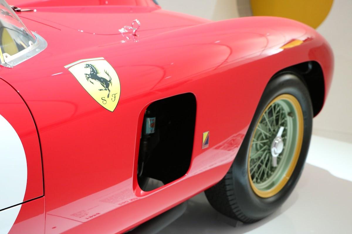 Modena - Enzo Museum 0091 - 1956 Ferrari 290 MM.jpg
