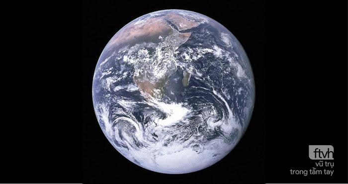 Ngày này năm xưa: Hình ảnh Hòn bi ve xanh được chụp bởi sứ mệnh Apollo 17