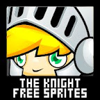 the knight free sprite