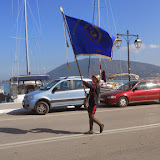 Celebrations on Lefkada island
