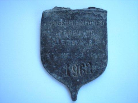 Naam: JH v/d SigtenhorstPlaats: DoetinchemJaartal: 1962