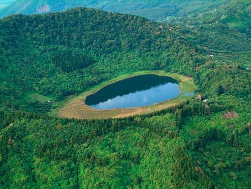 Laguna Verde, Apaneca, El Salvador