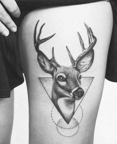 este_super-realista_veado_tatuagem