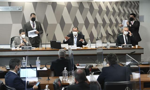 Comissão Parlamentar de Inquérito (CPI)
