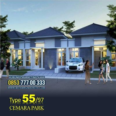 Rumah Type 55 Cemara Park