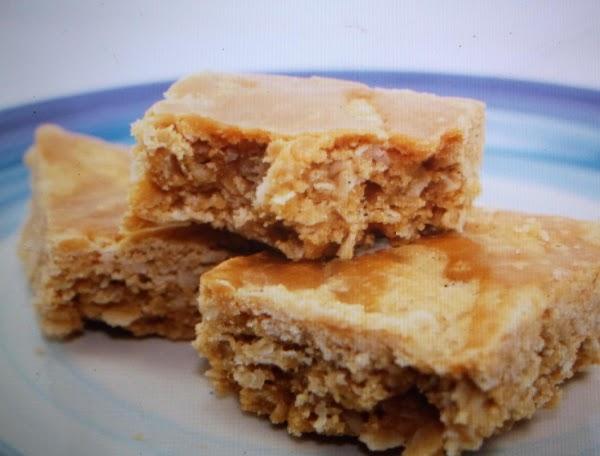 Butterscotch Bar Cookies Recipe
