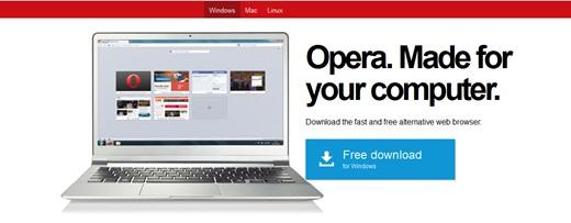cara memaksimalkan kinerja opera browser