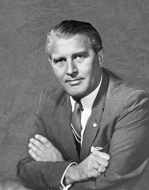 Wernher Von Braun prophesized a man called Elon will take humans to Mars in reusable rockets.