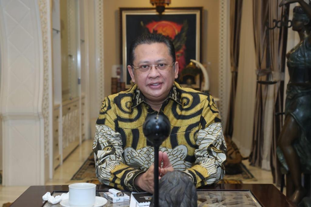 Ketua MPR RI Ajak Kaum Milenial Bumikan Pancasila Dalam Kehidupan Sehari-Hari