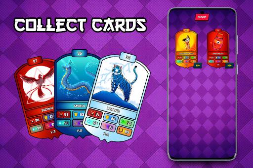 Yokai Alive Cards android2mod screenshots 3