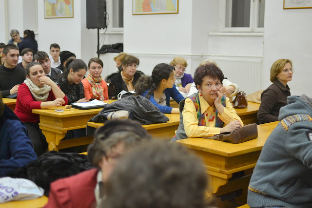 Seara cultural duhorvniceasca la FTOUB 059