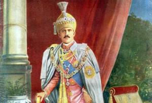 Hyderabad - Rare Pictures - Nizam-dressed-300x204.jpg