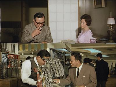 久慈あさみと宮田洋容、60年代東宝昭和喜劇の名バイプレーヤー