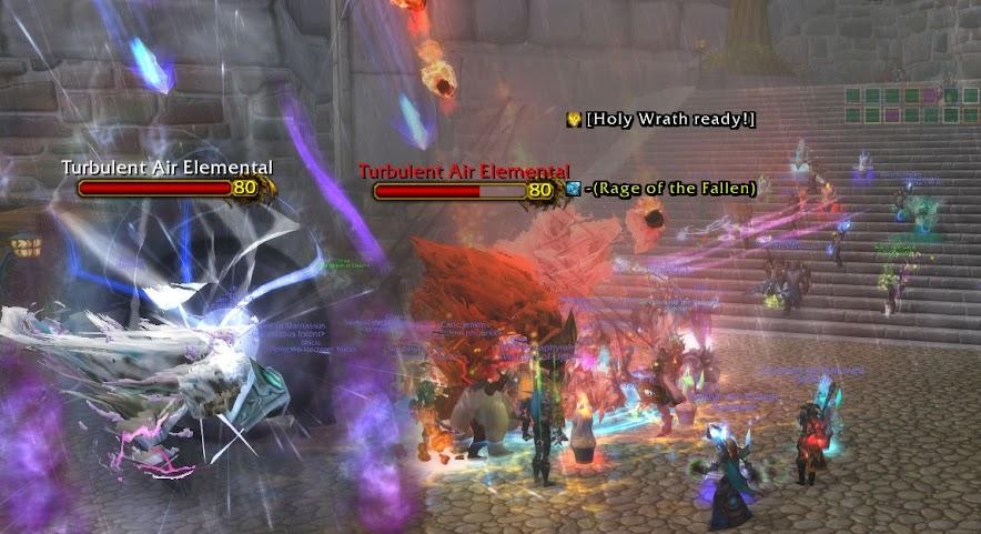 Elemental Invasion of Stormwind, November 2010