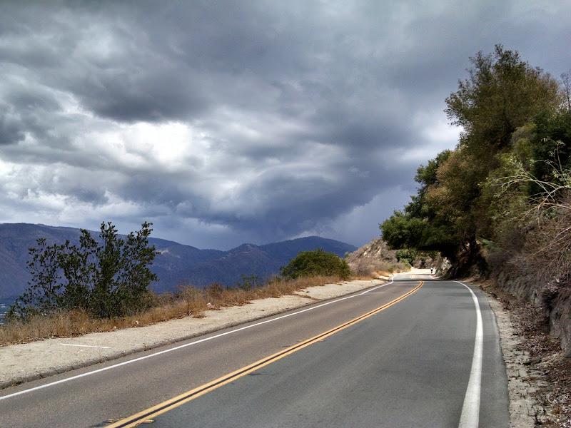 Giro di San Diego • Cole Grade Road