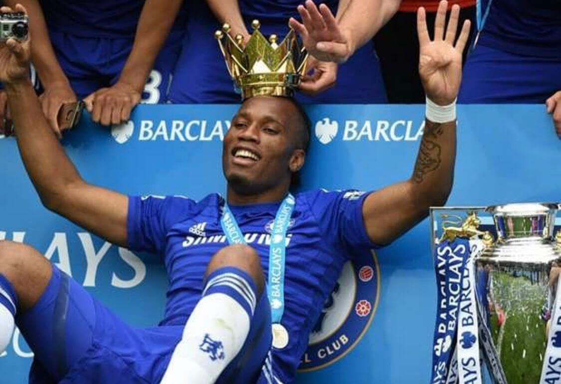 Drogba Didier Joins Politics in his country. PHOTO | Reuters