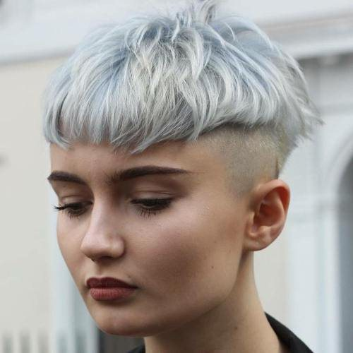 Top Bowl Cut Female - Bowl Cut Hairstyle 2018/2019 3