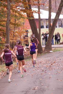 Ridgewood girls taking it in.