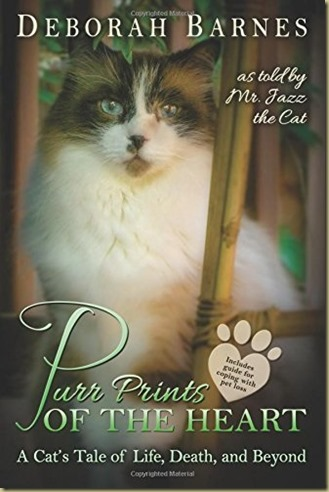 Purr Prints of the Heart by Deborah Barnes - Thoughts in Progress