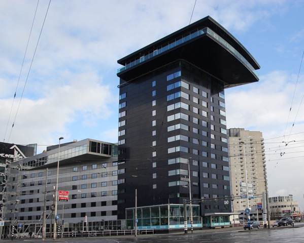 An example of Rotterdam's enterprising architecture