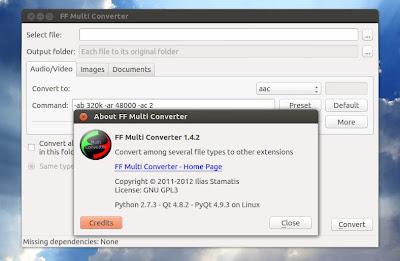 Liberado FF multi Converter 1.4.2