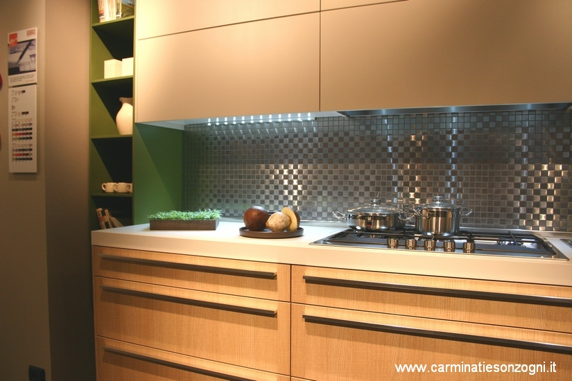 cucina Code Snaidero, partcolare, visibile nella nostra espozione di Zogno, Bergamo, Lombardia .jpg
