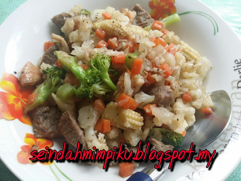 Indonesian Nasi Goreng Recipe