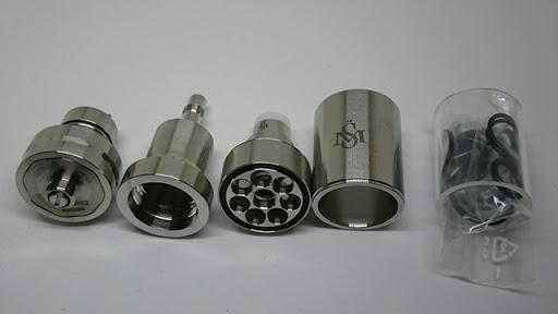 DSC 2760 thumb%25255B4%25255D - 【RTA】「Kayfun V5 RTA」(SvoëMesto)」+「Steam Tuners「Kayfun 5 Nano kit」ケイファン5ナノキット」「MTLパーツ」レビュー。高級マスプロRTAを初めて使う!!果たして。