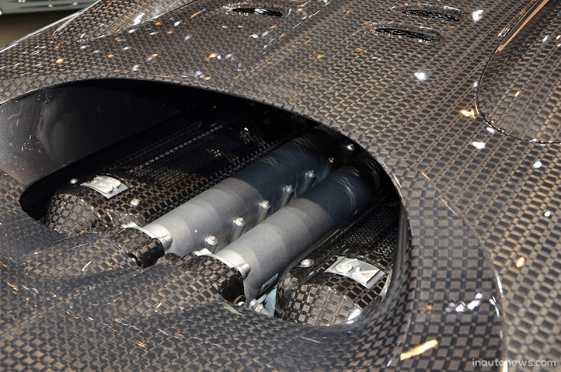 Bugatti Veyron by Mansory Vivere – $3.4 Million (3)