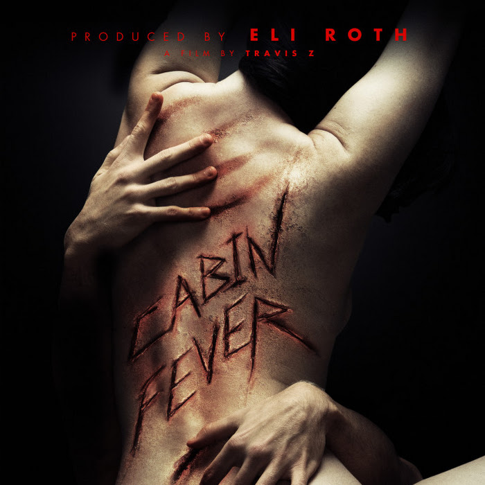 Poster e trailer do remake de Cabin Fever